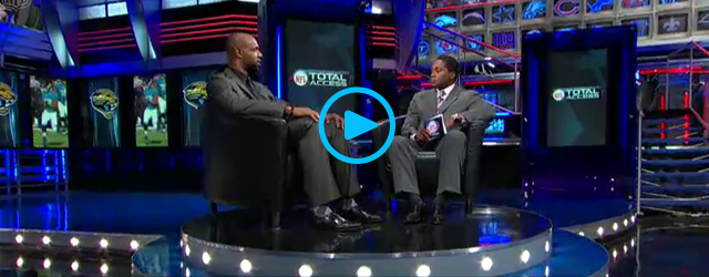 NFL Network with Marcedes Lewis