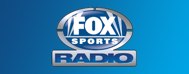 Tune Marcedes in on Fox Sports Radio today