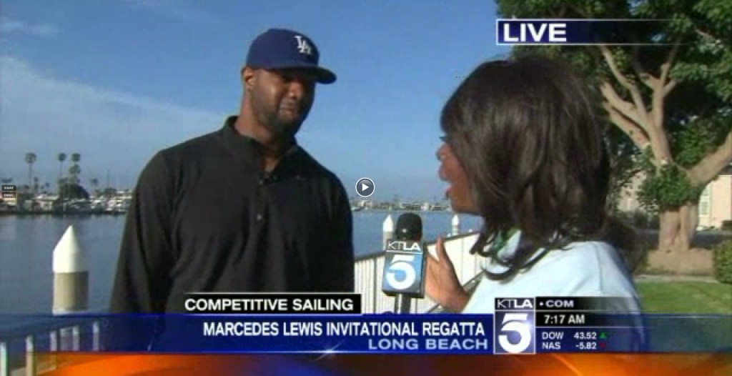Marcedes Lewis Foundation Invitational Regatta
